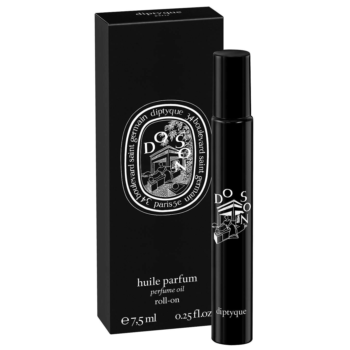 BuyDiptyque Do Son Perfume Oil Roll-On, 7.5ml Online at johnlewis.com
