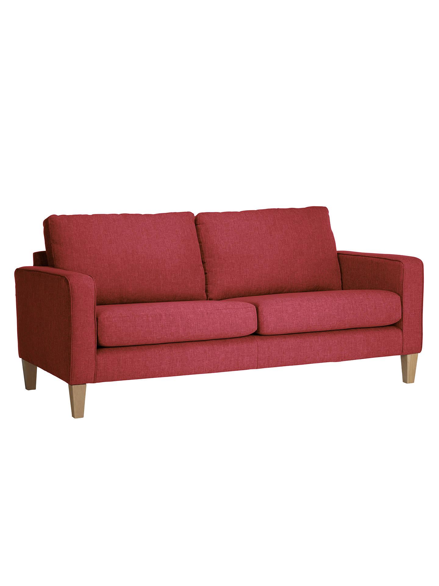 John Lewis The Basics Jackson Small 2 Seater Sofa at John ...