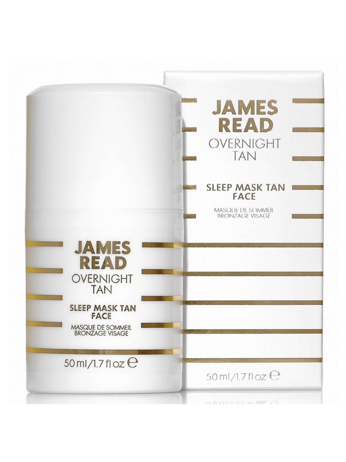f1e24f12f603 Buy James Read Overnight Tan Sleep Mask Face