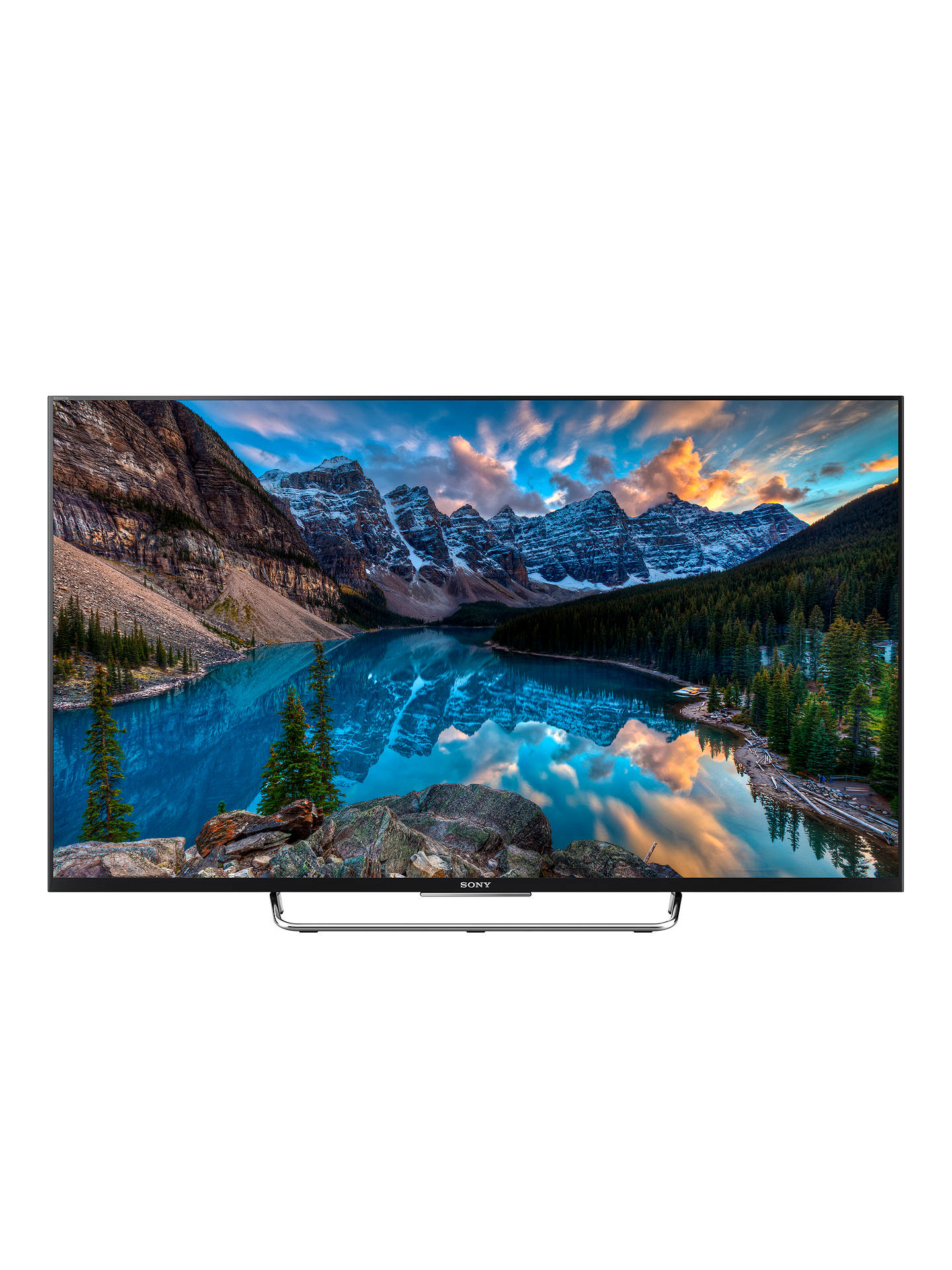 Sony Bravia KDL43W80 LED HD 1080p 3D Android TV, 43