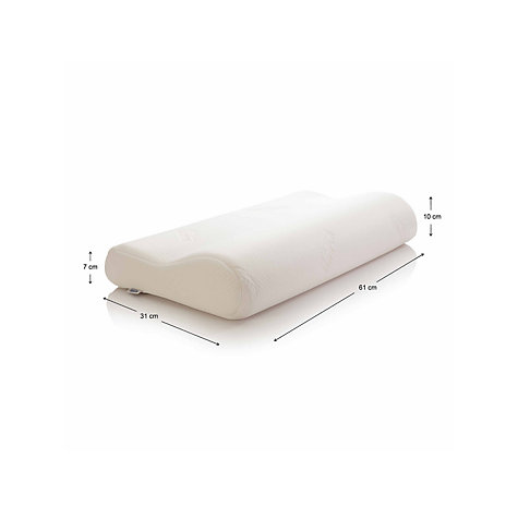 Buy Tempur Original Support Medium Queen Pillow Online at johnlewis.com