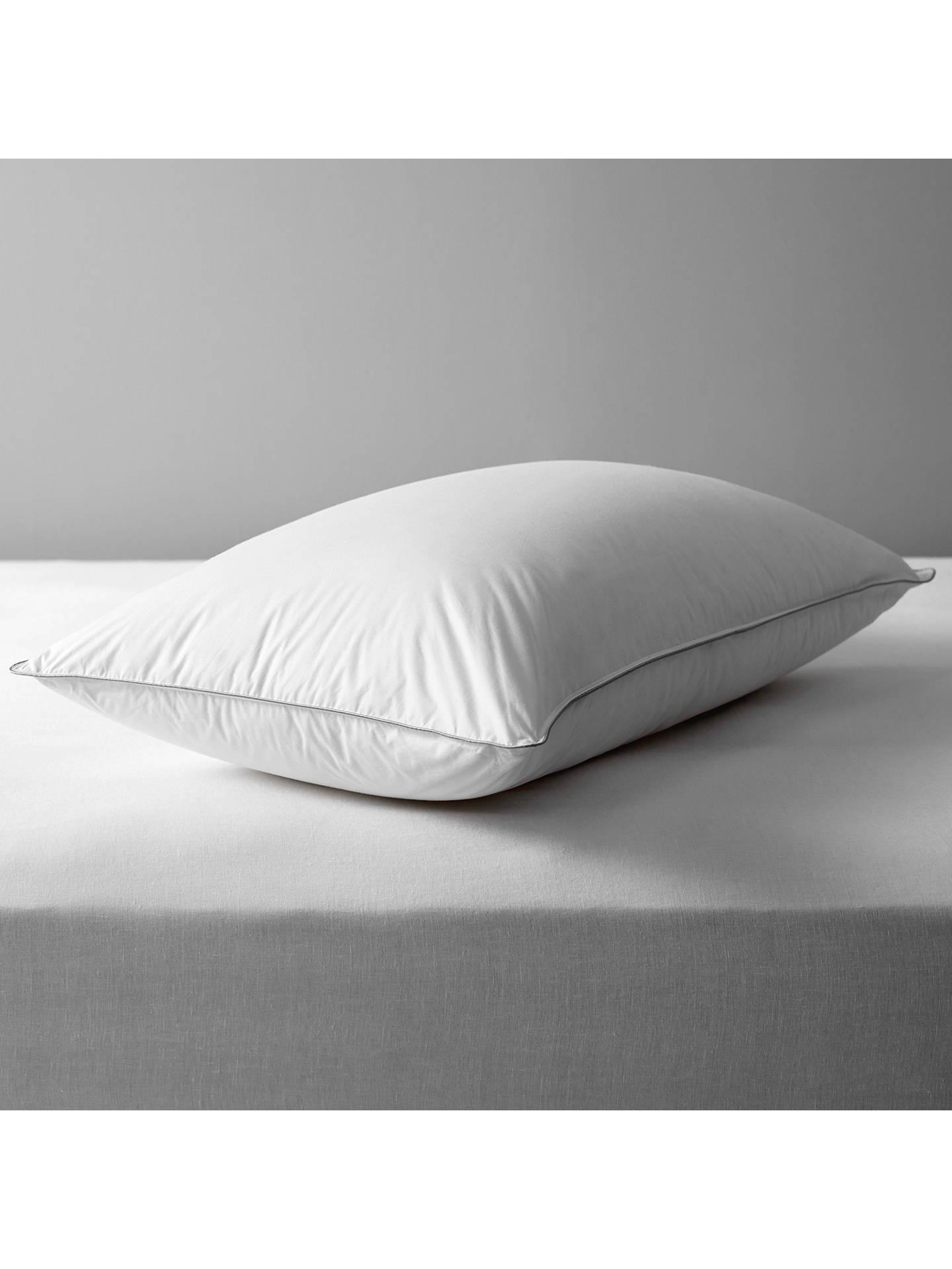 John Lewis Goose Down Pillows