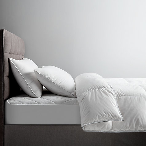 buy john lewis canadian goose down standard pillow softmedium online at johnlewis