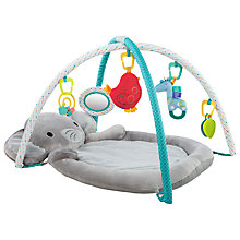 Buy Bright Starts Enchanted Elephant Baby Gym Online at johnlewis.com