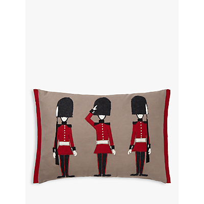 John Lewis Queen's Guard Cushion