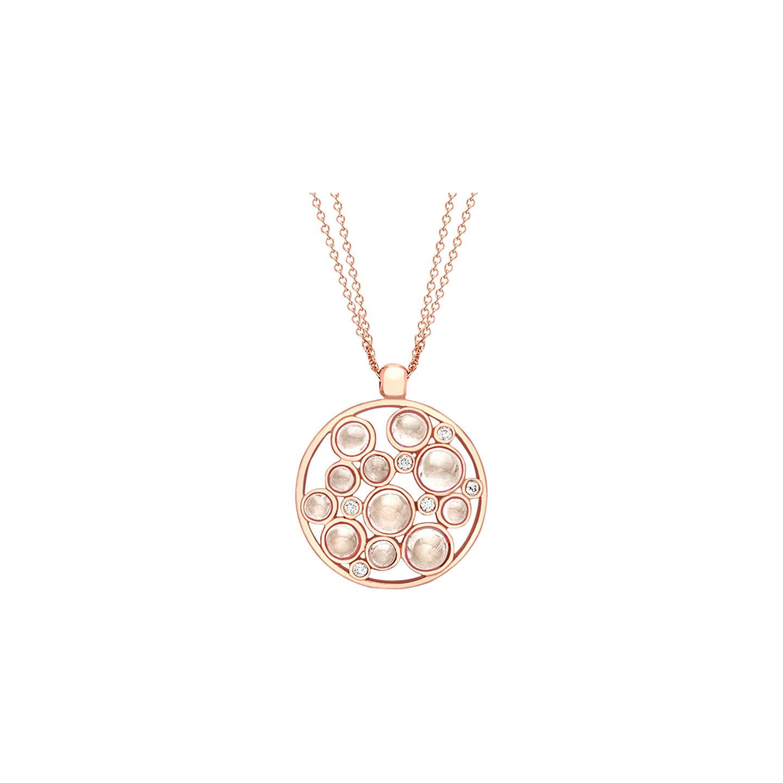London Road Jewellery White Gold Diamond Bubble Pendant D5rkO