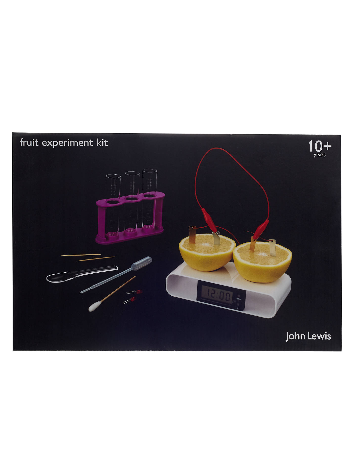 BuyJohn Lewis & Partners Fruit Experiment Kit Online at johnlewis.com