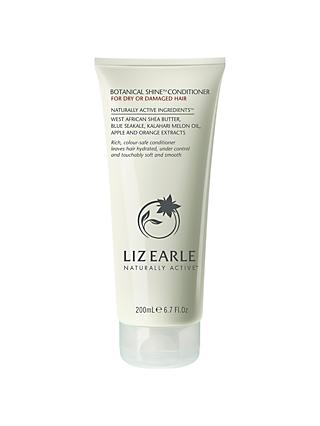 Liz Earle Shine Conditioner for Dry/Damaged Hair, 200ml