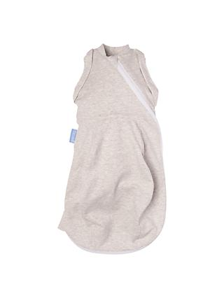 Gro Company Newborn Cosy 2-In-1 Grosnug, Grey Marl