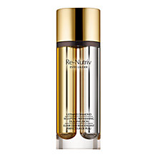 Buy Estée Lauder Re-Nutriv Ultimate Diamond Sculpting / Refinishing Dual Infusion Serum, 25ml Online at johnlewis.com