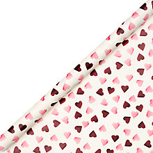Buy Emma Bridgewater Pink Hearts Gift Wrap Roll, 3m Online at johnlewis.com