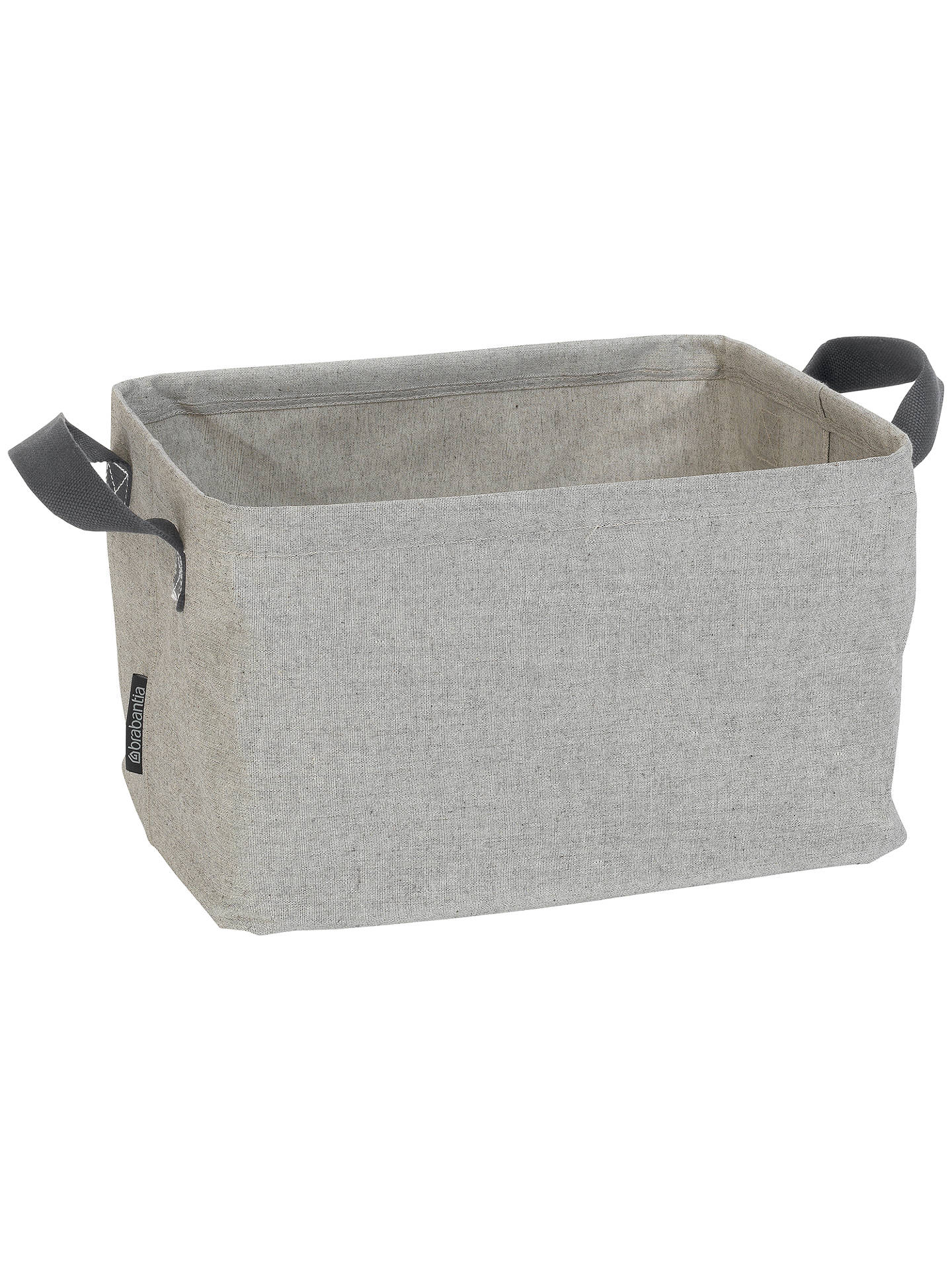 Buy Brabantia Foldable Laundry Basket, 35L Online at johnlewis.com