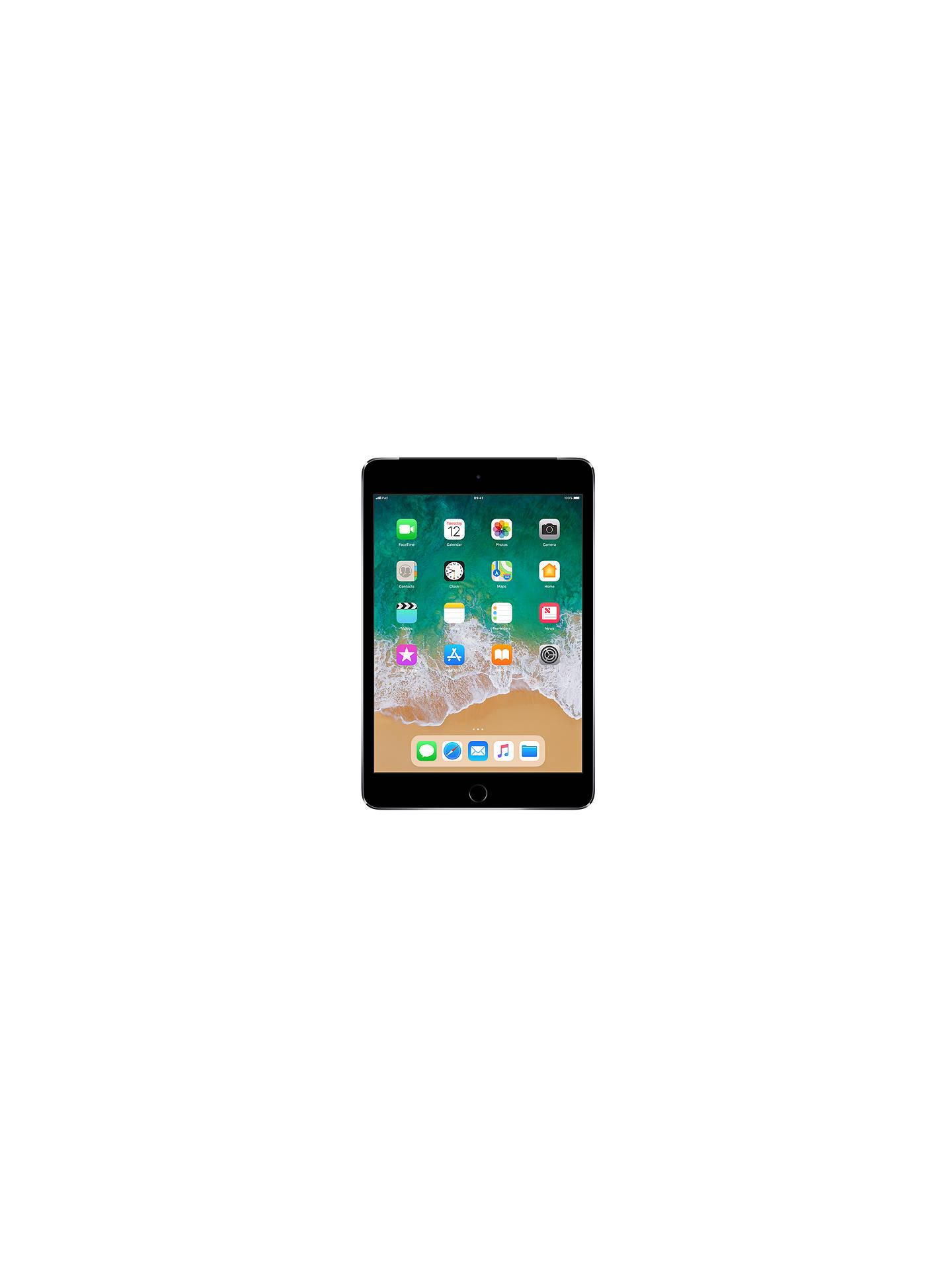 Apple Ipad Mini 4 A8 Ios 79 Wi Fi Cellular 128gb At Retina 32gb Wifi Cell Silver Buyapple