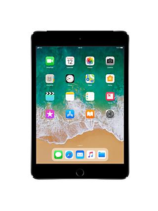 "Apple iPad mini 4, Apple A8, iOS, 7.9"", Wi-Fi & Cellular, 128GB"