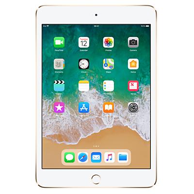Image of Apple iPad mini 4, Apple A8, iOS, 7.9, Wi-Fi, 128GB