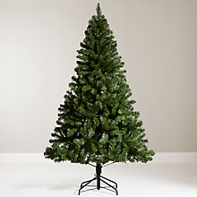 Buy John Lewis The Basics Festive Fir Christmas Tree, 6ft Online at johnlewis.com