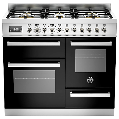 Image of Bertazzoni Professional Series Dual Fuel Range Cooker