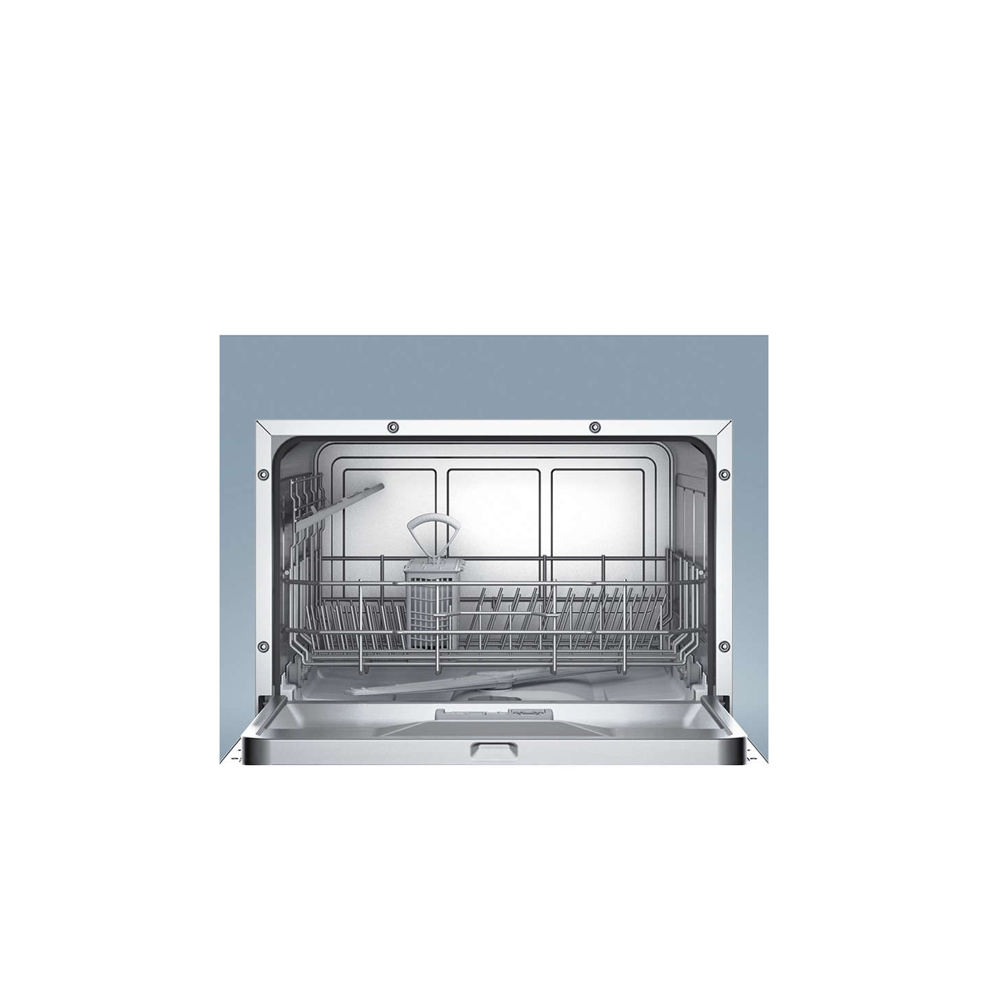 BuyBosch SKS62E22EU Freestanding Dishwasher, White Online at johnlewis.com