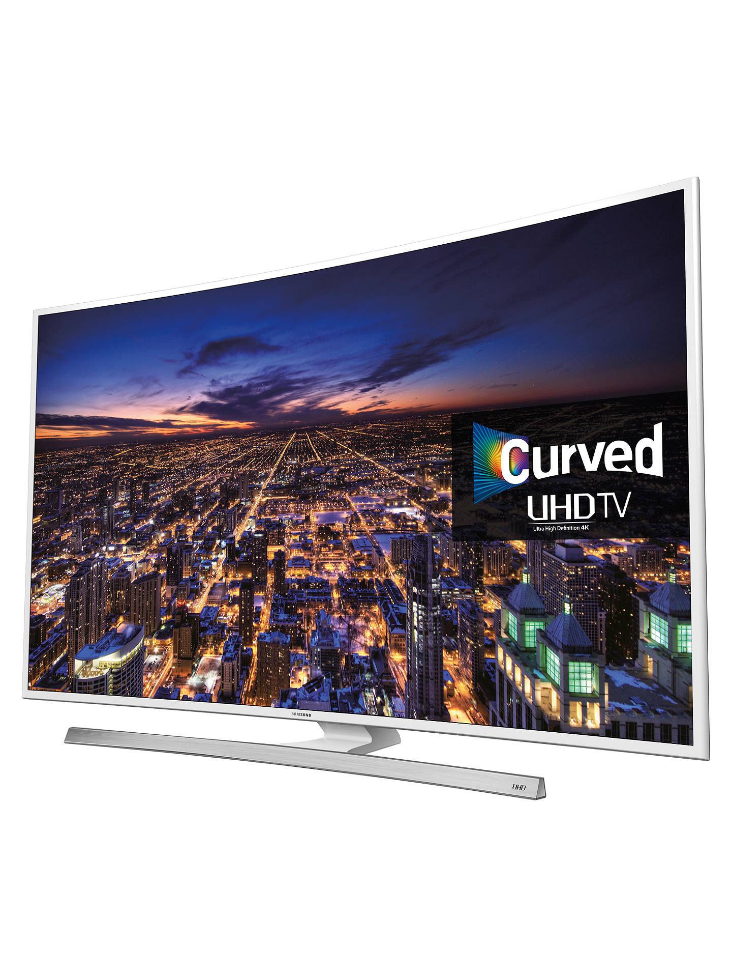 8048d109ade Buy Samsung UE40JU6510 Curved HDR 4K Ultra-HD Smart TV