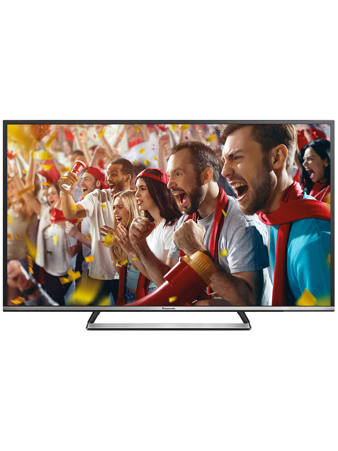 "Buy Panasonic Viera TX-50CS520B LED HD 1080p Smart TV, 50"" with Freetime, Freeview HD and Built-In Wi-Fi Online at johnlewis.com"