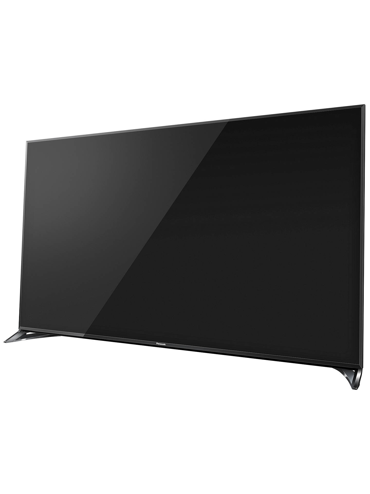 "BuyPanasonic Viera TX-65CX802B LED 4K Ultra-HD 3D Smart TV, 65"" with Freeview HD/freesat HD, Built-In Wi-Fi & Voice Assistant Online at johnlewis.com"