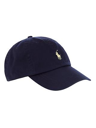 7b61e1999a929 Polo Ralph Lauren Signature Pony Baseball Cap