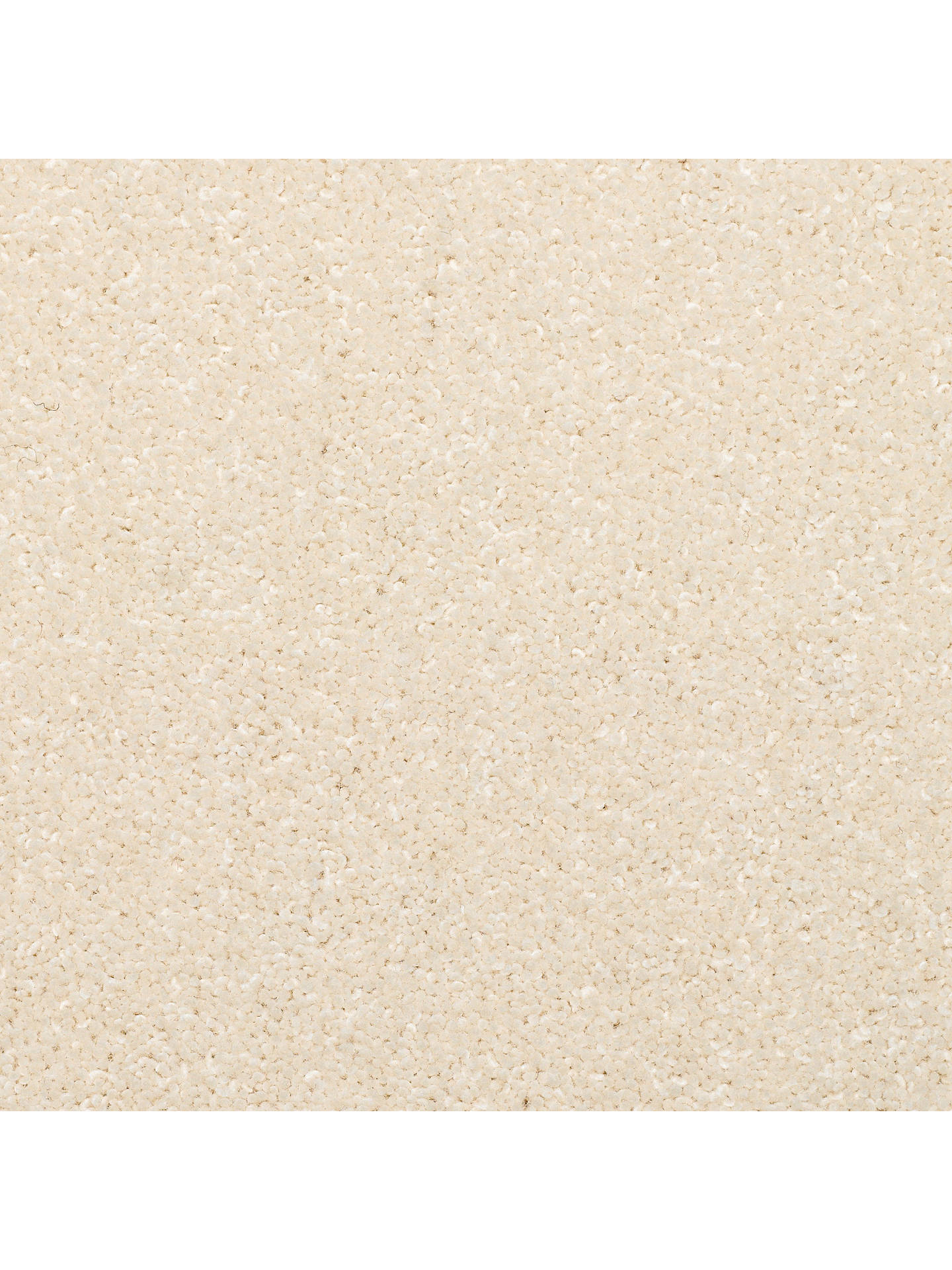 Buy John Lewis & Partners New Zealand Wool Rich Plain Twist 50oz Carpet, Tusk White Online at johnlewis.com