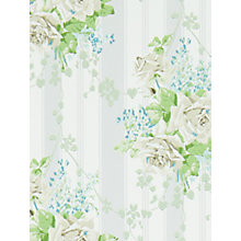 Buy Sanderson Cecile Rose Wallpaper Online at johnlewis.com