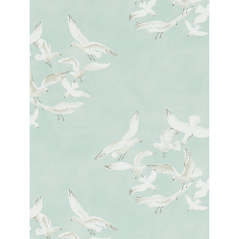 Buy Sanderson Seagulls Wallpaper Online at johnlewis.com