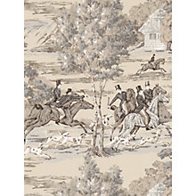 Buy Sanderson Tally Ho Wallpaper Online at johnlewis.com