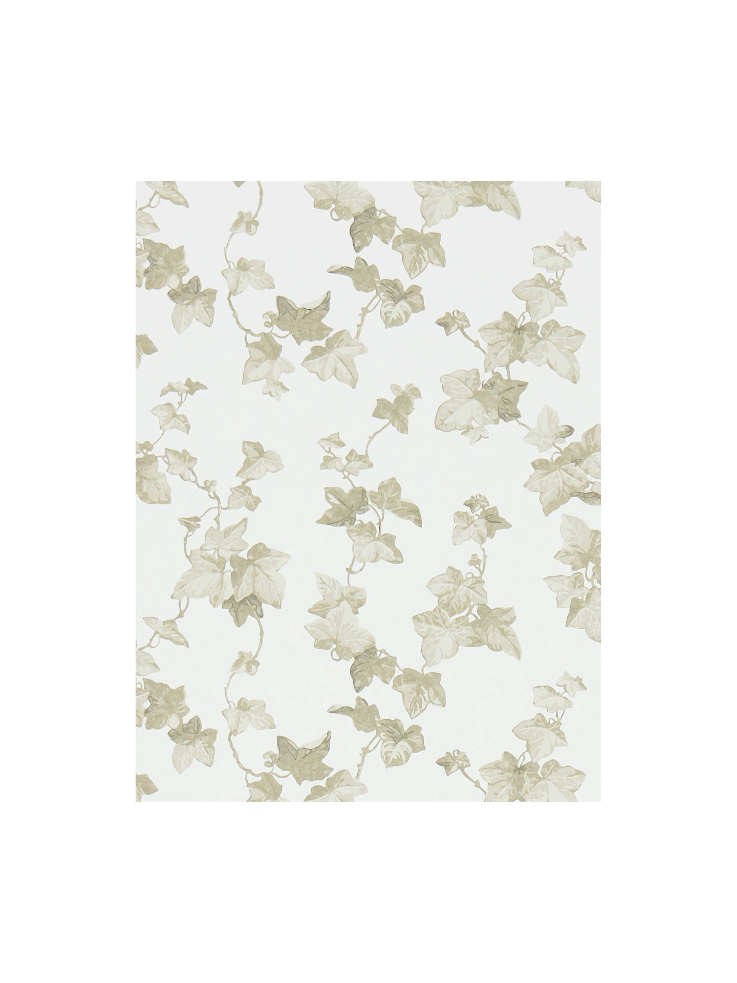 BuySanderson Hedera Wallpaper, Pearl, DVIN214595 Online at johnlewis.com