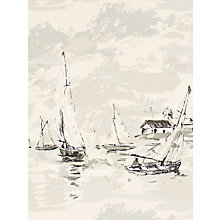 Buy Sanderson Sail Away Wallpaper Online at johnlewis.com