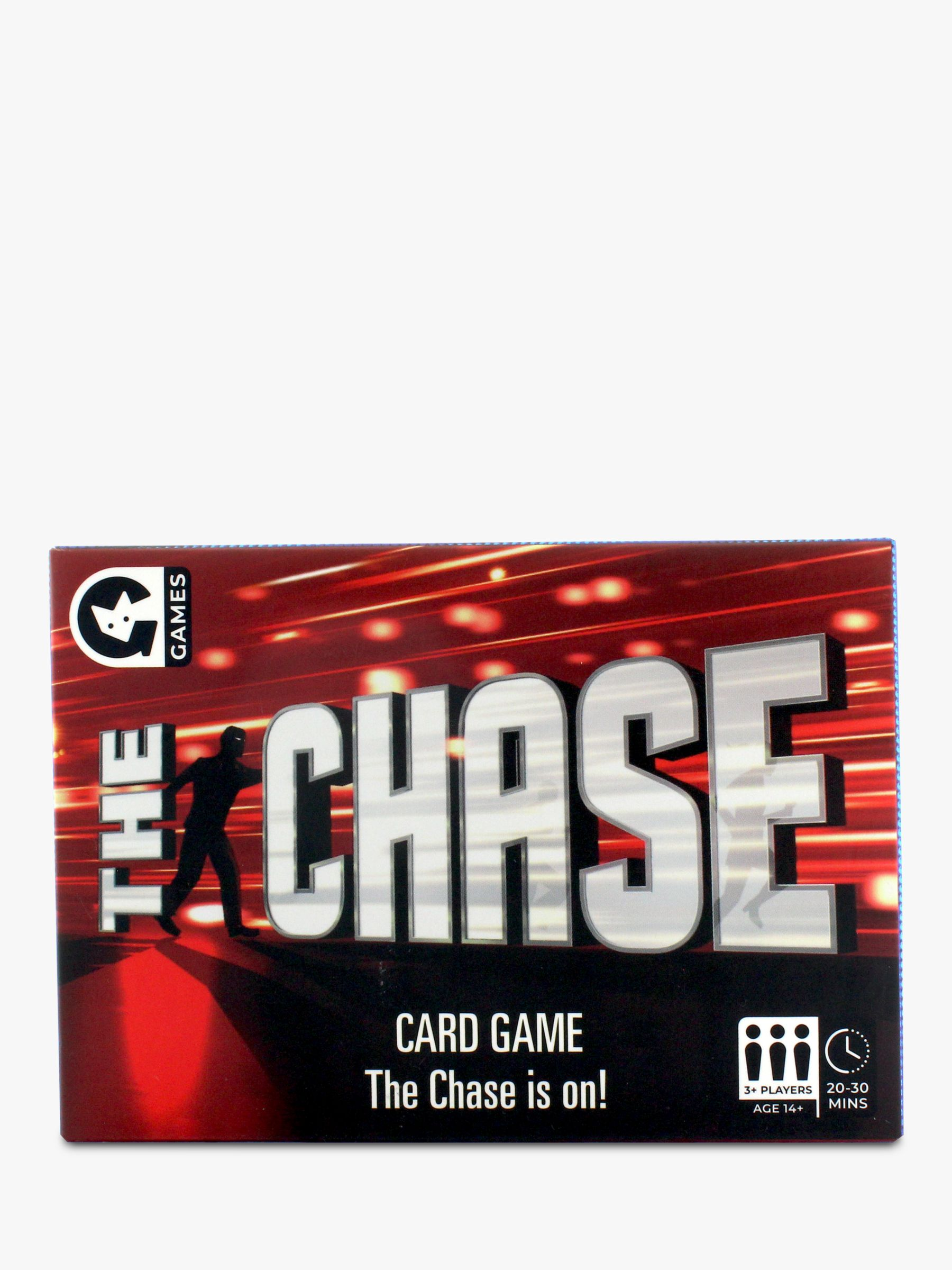Ginger Fox The Chase Card Game