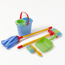 Buy John Lewis My First Cleaning Set Online at johnlewis.com