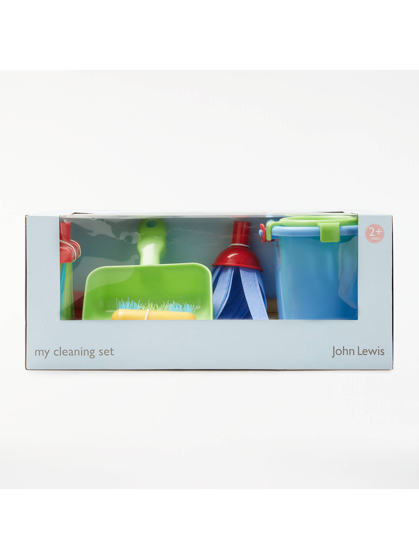 BuyJohn Lewis & Partners My First Cleaning Set Online at johnlewis.com