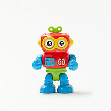 Buy John Lewis My First Little Robot Toy Online at johnlewis.com