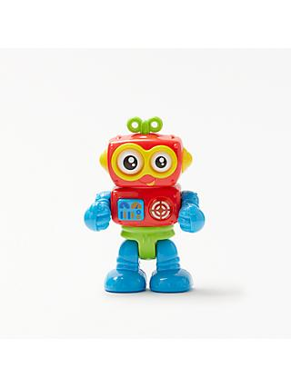 John Lewis & Partners My First Little Robot Toy