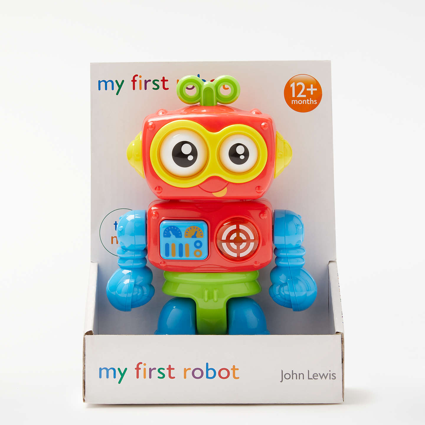 BuyJohn Lewis My First Little Robot Toy Online at johnlewis.com