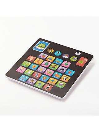 John Lewis & Partners Child's Tablet