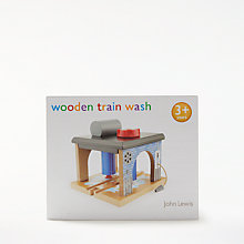Buy John Lewis Train Wash Online at johnlewis.com