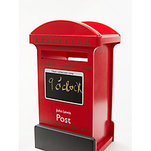 Buy John Lewis Post Box Online at johnlewis.com