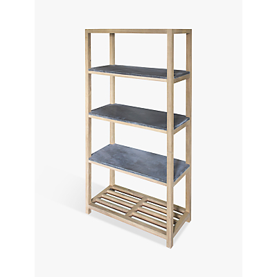 Hudson Living Brooklyn Tall Bookcase