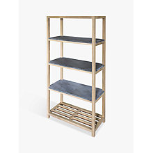 Buy Hudson Living Brooklyn Tall Bookcase Online at johnlewis.com