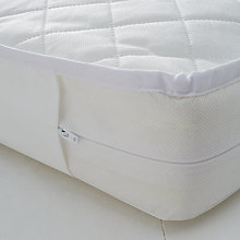 Buy John Lewis Spring Cotbed Mattress, 140 x 70cm Online at johnlewis.com