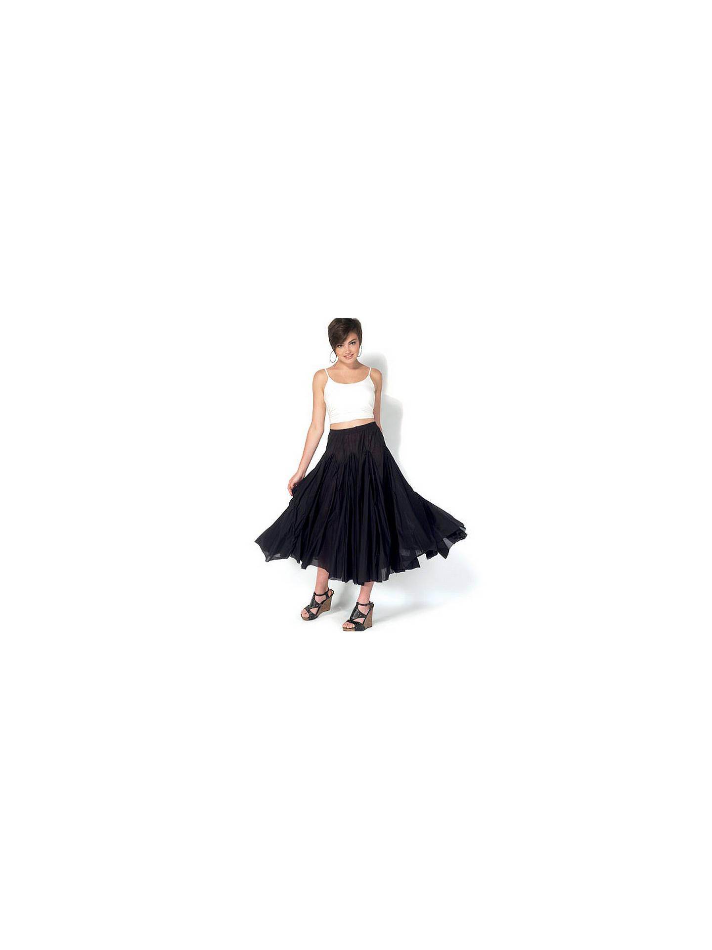 33c560caa 50s Style Circle Skirt Pattern – DACC
