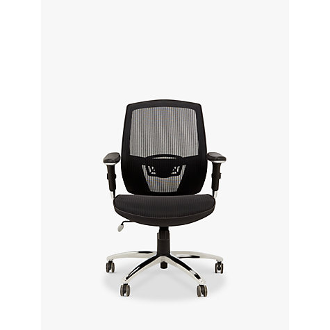 office chairs john lewis. buy john lewis murray ergonomic office chair black online at johnlewiscom chairs f
