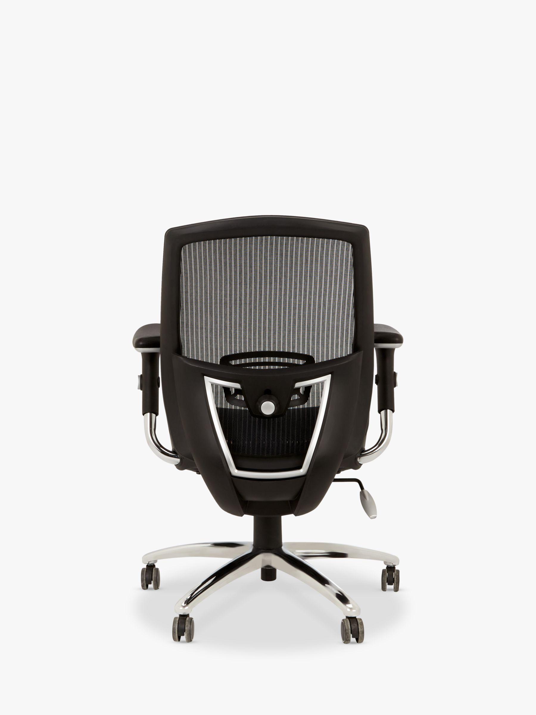 Buy John Lewis Murray Ergonomic Office Chair Black John Lewis
