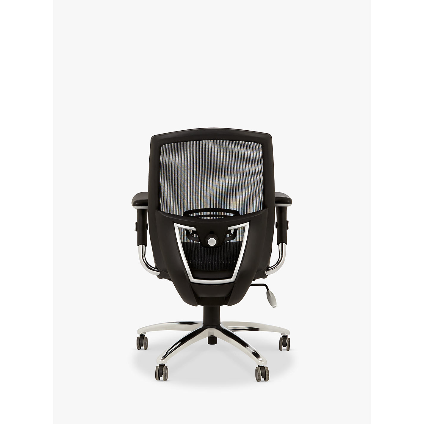 Buy John Lewis Murray Ergonomic Office Chair Black John Lewis - Ergonomic office chair uk