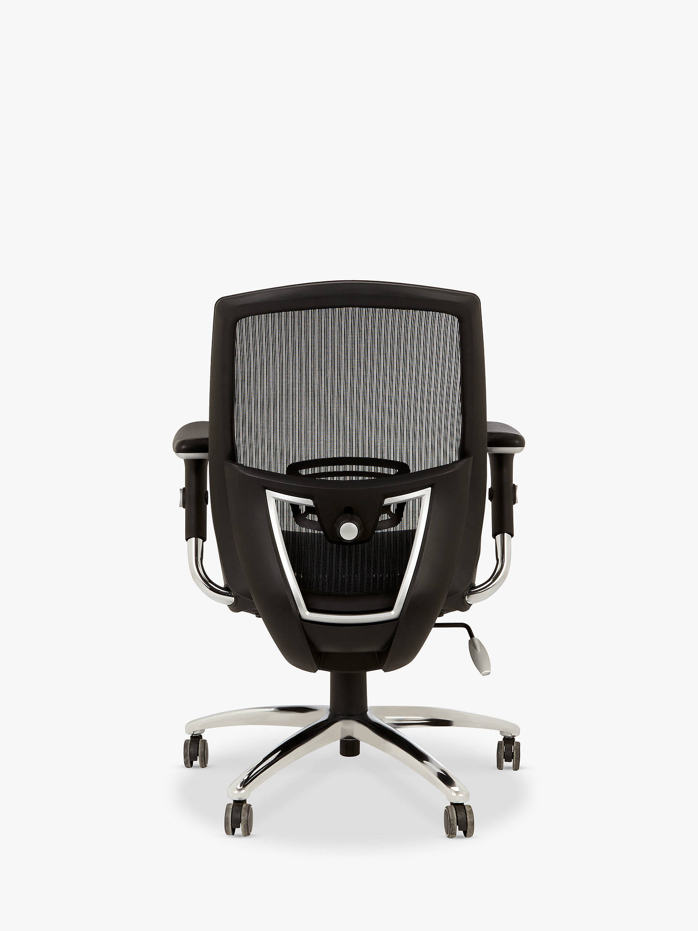 Incredible John Lewis Partners Murray Ergonomic Office Chair Black Interior Design Ideas Apansoteloinfo