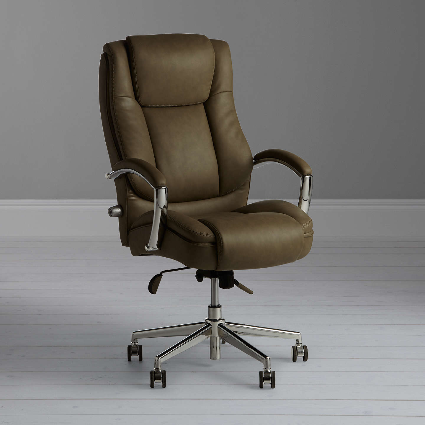 office chairs john lewis. BuyJohn Lewis Jefferson Office Chair, Lead Grey Online At Johnlewis.com Chairs John W
